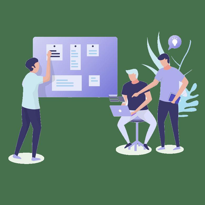 Profdesain-teamwork