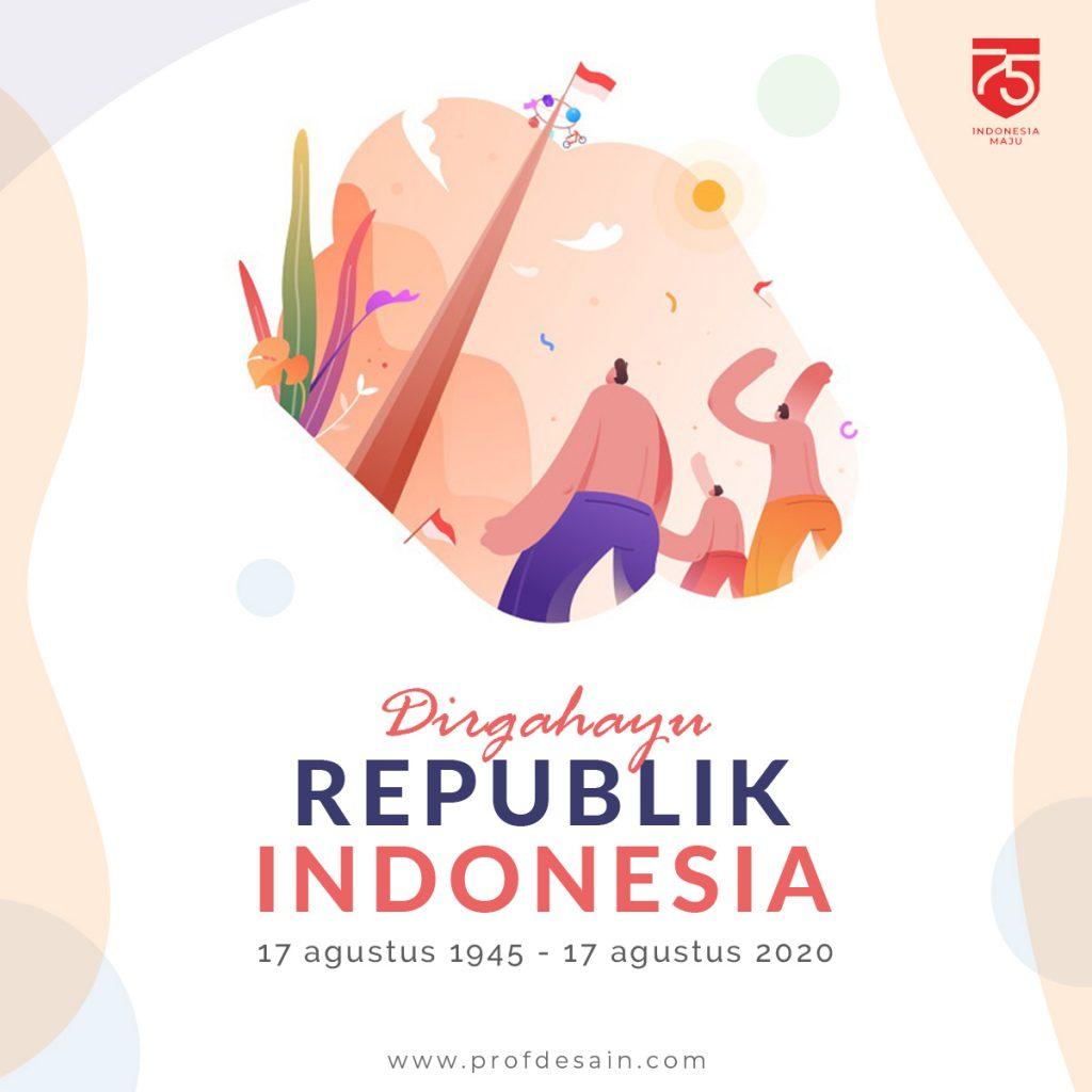 dirgahayu republik indonesia