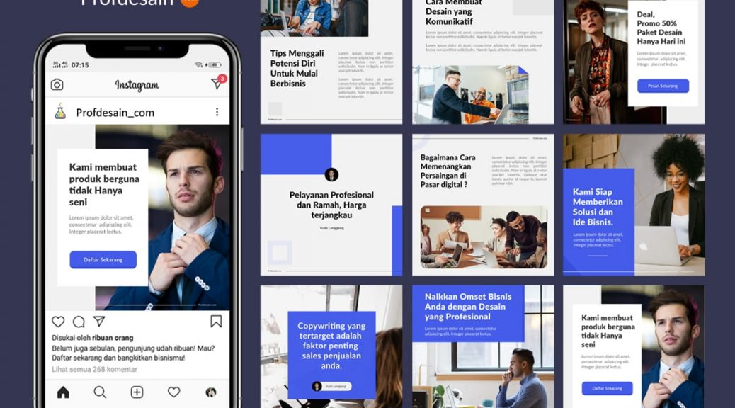 Jasa Desain Feed Instagram - Business Corporate 02-min
